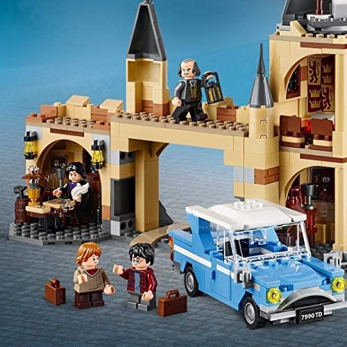 LEGOHarryPotter und die Kammer des Schreckens – Die Peitschende Weide von Hogwarts (75953) Bauset (753Teile) - 4
