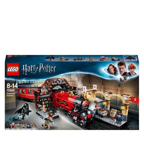LEGOHarryPotter – HogwartsExpress (75955) Bauset (801Teile) - 5