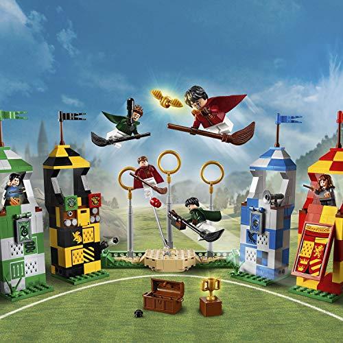 LEGOHarryPotter – Quidditch Turnier (75956) Bauset (500Teile) - 6