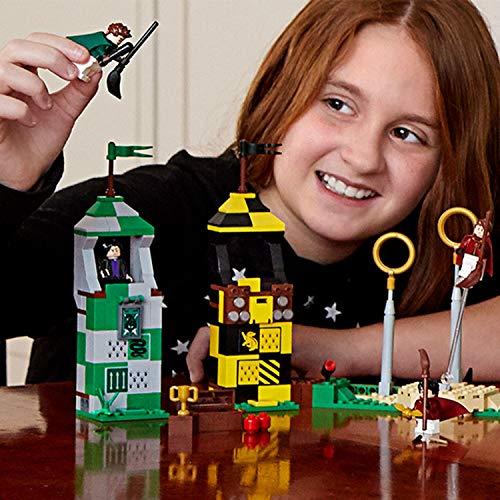 LEGOHarryPotter – Quidditch Turnier (75956) Bauset (500Teile) - 7