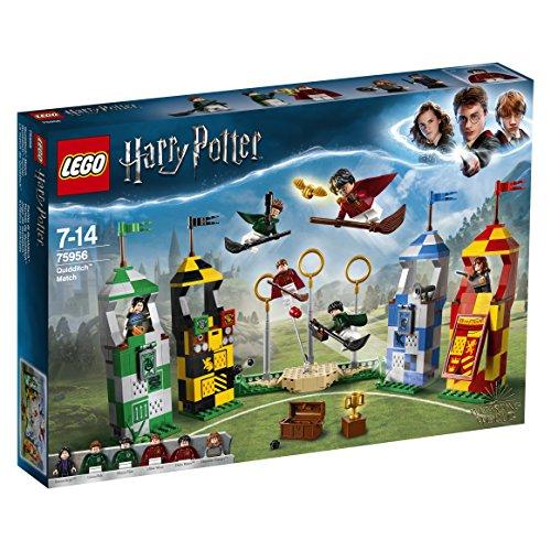 LEGOHarryPotter – Quidditch Turnier (75956) Bauset (500Teile) - 10