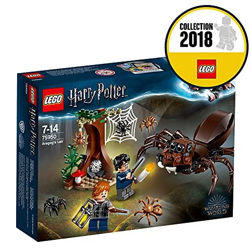 LEGOHarryPotter und die Kammer des Schreckens – Aragogs Versteck (75950) Bauset (157Teile) - 3