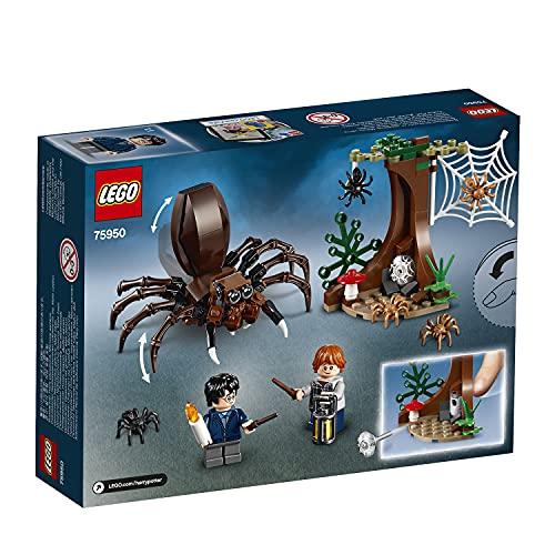 LEGOHarryPotter und die Kammer des Schreckens – Aragogs Versteck (75950) Bauset (157Teile) - 7