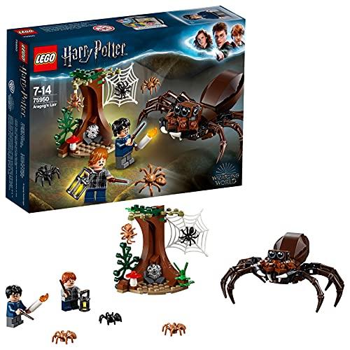LEGOHarryPotter und die Kammer des Schreckens – Aragogs Versteck (75950) Bauset (157Teile) - 8