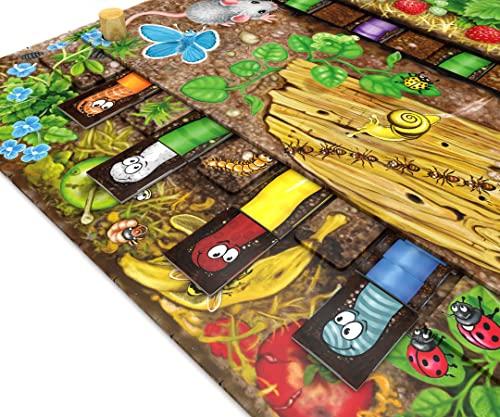 Zoch 601132100 - Da ist der Wurm drin, Kinderspiel des Jahres 2011 - 6