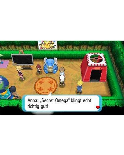Pokemon Omega Rubin - 6