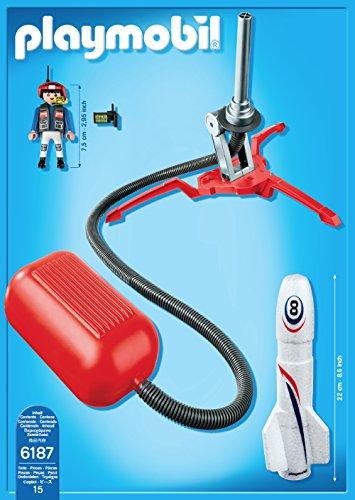 Playmobil Rakete (6187) - 4