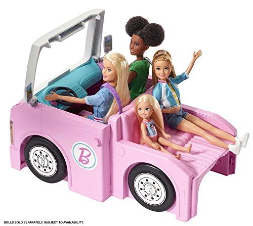 Barbie Glam Camper - 4
