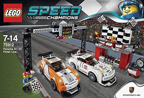 Lego Speed Champions Komplettset 75912 mit zwei Porsche 911 GT - 3