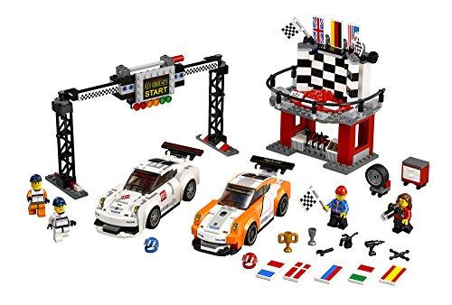 Lego Speed Champions Komplettset 75912 mit zwei Porsche 911 GT - 4