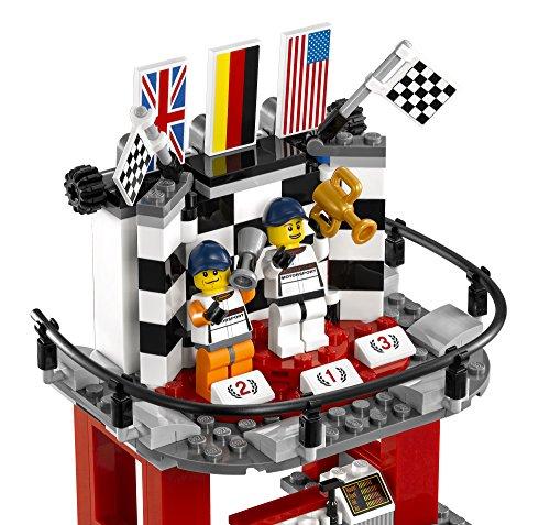 Lego Speed Champions Komplettset 75912 mit zwei Porsche 911 GT - 5