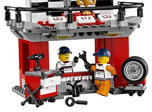 Lego Speed Champions Komplettset 75912 mit zwei Porsche 911 GT - 6
