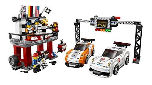 Lego Speed Champions Komplettset 75912 mit zwei Porsche 911 GT - 7