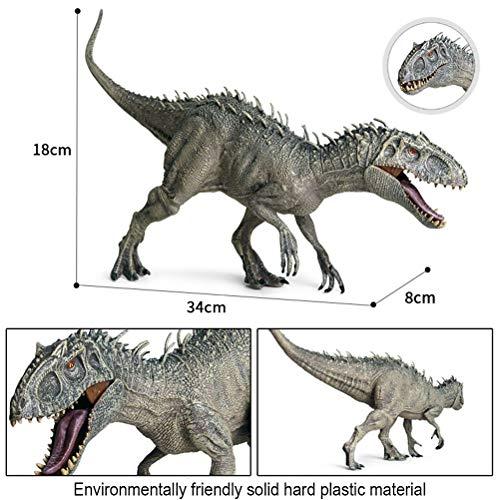 Hasbro Jurassic World Dinosaurier – Indominus Rex & Co. - 3
