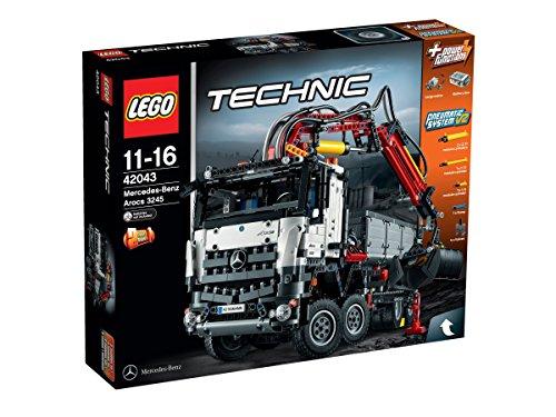 LEGO 42043 - LEGO Technic Mercedes Benz Arocs