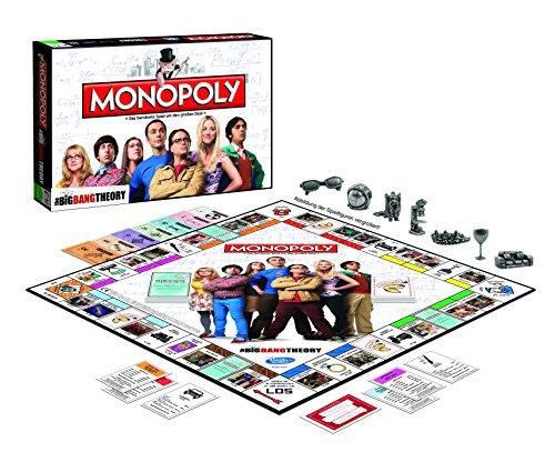 Monopoly Big Bang Theory - 3