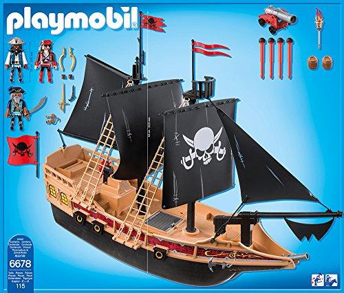 Das neue Playmobil Piratenschiff - 4