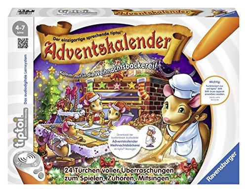 Tiptoi Adventskalender 2015 - In der Weihnachtsbäckerei