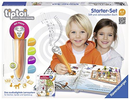Tiptoi Starterset - Unsere Jahreszeiten (wieso? weshalb? warum?)