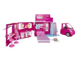 Glam Camper von Barbie