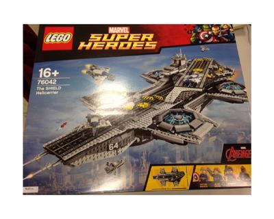 LEGO 76042 Marvel Avengers The Shield