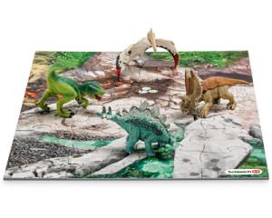 Schleich Mini-Dinosaurier Set 1