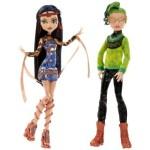 Monster High Boo York Puppen Set