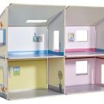 HABA Little Friends Puppenhaus Villa Sonnenschein