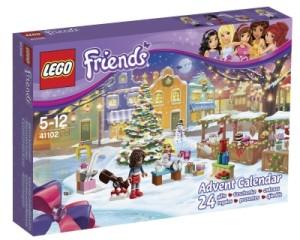 LEGO friends Adventskalender 2015