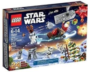 Lego Star Wars Adventskalender 2015