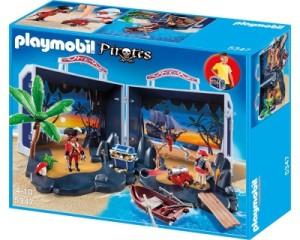 Playmobil 5347 Aufklappbox Piraten
