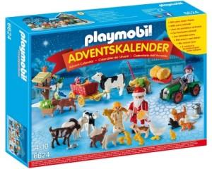 Playmobil Adventskalender 2015 Bauernhof