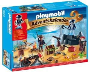 Playmobil Adventskalender 2015 Piratenschatzinsel