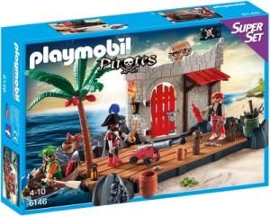 Playmobil 6146 Piratenfestung