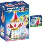 Playmobil Super 4 Blütenturm mit Twinkle