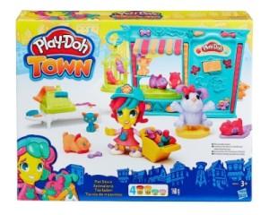 Play-Doh Town Tiergeschäft