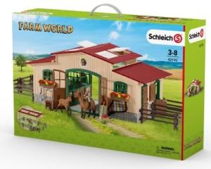 Schleich Pferdestall 2016