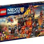 Lego Nexo Knights 70323