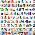 Kleine Pokemonfiguren
